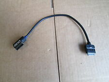 GENUINE VW SEAT SKODA iPod and iPhone MDI ADAPTER CABLE 5N0035554B 5N0035554K