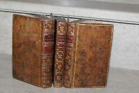 Virgile- PUBLII VIRGILL MARONIS OPERA en 3 tomes, 10 grav par cochin