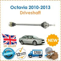 For Skoda Octavia Hatch 2010-2013 Front Right Drivers Side Driveshaft 5Q0407271A