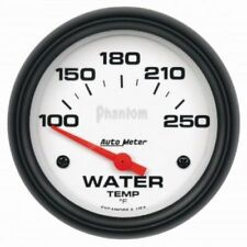 "Auto Meter 5837 2-5/8"" Phantom Electric Water Temperature Gauge, 100-250 °F"