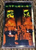 Hypocrisy ‎– Hypocrisy. VG Cassette Tape Plays Well Death Metal Wizard Official
