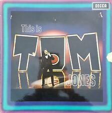 This is Tom Jones  vinyl LP Album Stereo UK 1969 DECCA RECORD  BLUE LABEL