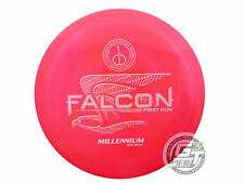 New Millennium Standard Falcon 175g Pink White Stamp Distance Driver Golf Disc