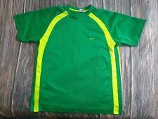 Nike Green Xl Athletic Running Shirt Sleeve T-Shirt jersey