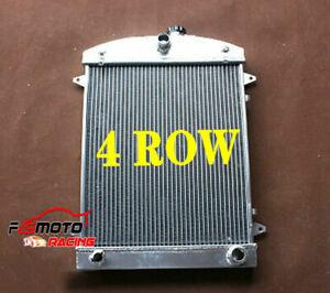 FOR Holden FJ FX 132 Grey 2.2L MT 1948-1955 F Series 49 50 51 Aluminum Radiator