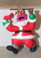 """Grolier Sesame Street """"Telly"""" Christmas Ornament #008909 (1993)"""