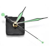 Noctilucent Hands Quartz Wall Clock Spindle Movement Mechanism Part Repair Tool
