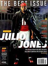 November 20-27, 2017 Julio Jones Atlanta Falcons Sports Illustrated NO LABEL