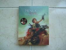 Resident Evil: The Final Chapter (2017, Blu-ray) Lenticular Steelbook kimchiDVD