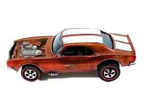Hot Wheels Redline Heavy Chevy / 1970 / Copper / The Spoilers / Very Good