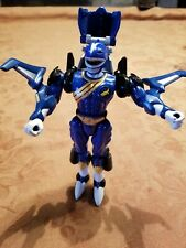 Power Rangers Wild Force Zord-Morphin Blue Shark Ranger 2001 Bandai