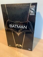 Hot Toys Armored Batman Black Chrome Version 1/6th Scale Figure