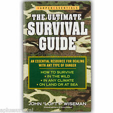 The Ultimate Survival Guide - Great for Survival Packs!