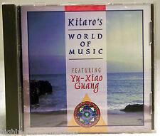 Kitaro's World of Music Featuring Yu-Xiao Guang by Kitaro (CD, Apr-1996, Domo)