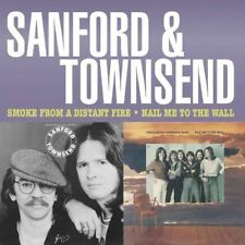 SANFORD & TOWNSEND Smoke From a Distant Fire & Nail Me To The Wall RM 2on1 OOP