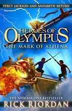 The Mark of Athena (Heroes of Olympus Book 3) by Rick Riordan (Paperback, 2013)