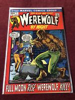 Werewolf By Night #1 Marvel Comic 1972  Bronze Age 1st Solo Title UNREAD