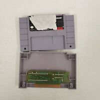 Contra III 3 Alien Wars - Fun SNES Super Nintendo Game Fast Shipping Authentic
