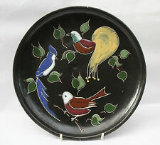 Earthenware Birds Studio Pottery