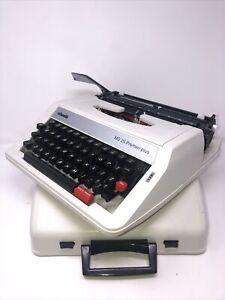 Olivetti MS 25 Premier Plus Typewriter(Fresh Ribbon Installed)