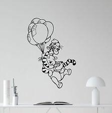 Winnie the Pooh Wall Decal Tigger Vinyl Sticker Nursery Disney Home Decor 181crt