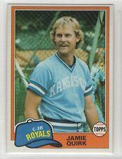 1981 Topps Baseball Kansas City Royals Team Set (George Brett)