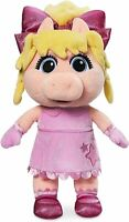 "Disney Store Muppet Babies Baby Miss Piggy 14"" Plush Exclusive - NEW - NWT"