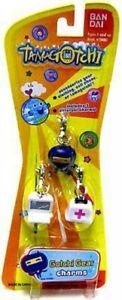 Tamagotchi Gotchi Gear Charms Gozarutchi Accessory Set