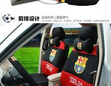 New BARCELONA Car Seat Covers Accessories Set 18PCS