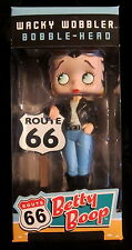 BETTY BOOP Route 66 - BOBBLE HEAD / WACKELKOPF / WACKY WOBBLER