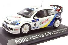 Rally Collection Altaya Ford Focus WRC Acropolis 2003 Martin IXO 1/43
