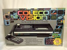 ColecoVision Console w/ Original Box, Manuals, Game Bundle - Tested