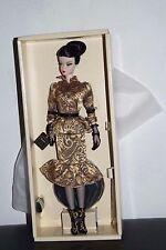 2014 Gold Label Luciana Barbie Doll * UK Venditore *