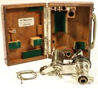 Hugo Maihak Dampfmaschinen Indikator 4569 Vintage Steam Indicator 20er 30er