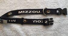 "Mizzou Missouri Tigers Adjustable Dog Collar, Size Large (18"" - 28""), Ships Free"