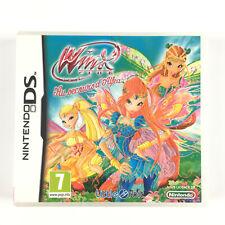 Winx Club Au secours d'Alféa DS / Jeu Sur Nintendo DS, 3DS, 2DS, Lite, DSi, XL..