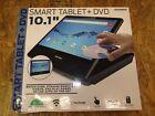 "Sylvania 10.1"" Quad Core Tablet/Portable DVD Player Combo  ( LOT B397)"