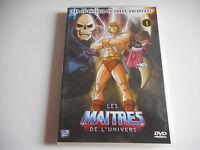 DVD -  LES MAITRES DE L' UNIVERS N°1 - ZONE 2