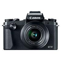 Canon PowerShot G1 X Mark III 24.2MP Digital Camera 3x Optical Zoom WiFi / NFC