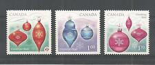 CANADA 2010 CHRISTMAS 2ND ISSUE  SG,2698-2700 UM/M NH LOT 4190A