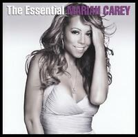 MARIAH CAREY (2 CD) THE ESSENTIAL ~ 90's / 00's R&B ~ BOYZ II MEN~JAY-Z *NEW*