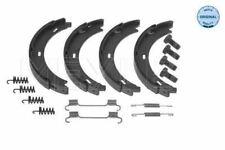Handbrake Parking Brake Shoe Kit Meyle 014 042 0202, Mercedes 124 420 07 20