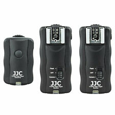 JJC JF-U2 Wireless Remote Control & Flash Trigger Kit HVL-F43M 470EX SB700 SB500