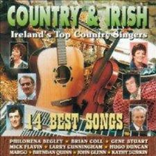 Country and Irish Irelands Top Country Singers [CD]