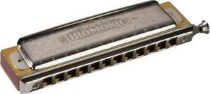 Hohner Super Chromonica 48 Chromatic Harmonica Key of D.