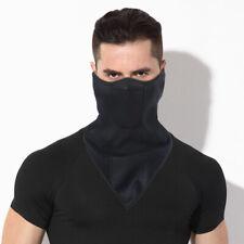 Motorcycle Windproof Dust Mask Winter Proof Anti Fog Half Face Mask Balaclavas