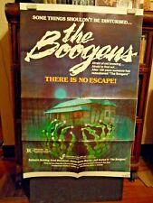 BOOGENS 1981 ORIGINAL ONE-SHEET MOVIE POSTER