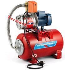 Elettropompa Autoclave Vaso Espansione 1Hp JCR m2C 24CL Pompa Acqua Pedrollo