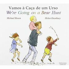 Going on a Bear Hunt (Portuguese Edition)-ExLibrary