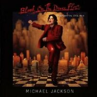 "MICHAEL JACKSON ""BLOOD ON THE DANCE FLOOR"" CD NEUWARE"